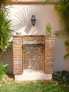 1000 ideas about asadores para jardin on pinterest for Asadores para jardin de ladrillo