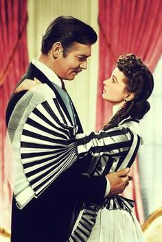 Gone with the Wind..one of the best movies of all time!!!!