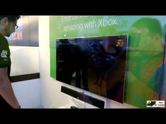 Xbox One console setup, devkit dashboard, Forza 5 start up, and Major Nelson - [Raw Video] [HD] - YouTube