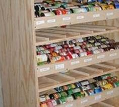 How To Make Your Own Pantry Furniture