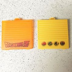 Custom GameBoy DMG battery doors for the Le Super Saiyen and Pokemon Yellow DMGs.  #Nintendo #gameboy #8bit #chiptune #mod #gameboylife #nintendovarsityclub #ninstagram #igersnintendo #lsdj #diy #diytilidie #chipmusic #customgameboy #nostalgia #nanoloop #dmg #dotmatrixwithstereosound #midi #arduino #retrendogames #arduinoboy #retro #retrogaming #retrocollective #retrocollectiveus #chillbeatsandtitties by uncommonelectronics
