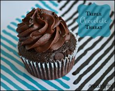 Triple Chocolate Threat from Pamcakes