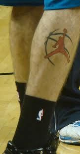 Jordan basketball tattoo (Want on back or probably shoulder blade!)