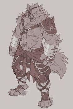 Wolf warior