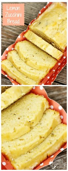 If you are trying to sneak zucchini into everything you are making this time of year, this Lemon Zucchini Bread is for you. It is smooth, moist, and lemony! Lemon Zucchini Bread, Lemon Loaf Cake, Zucchini Bread Recipes, Healthy Desserts, Delicious Desserts, Dessert Recipes, Recipes Dinner, Dinner Rolls Recipe, Puff Pastry Recipes