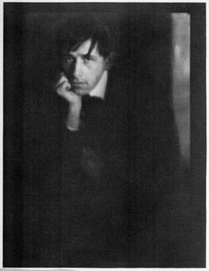 Photography | Denver Art Museum | Edward Jean Steichen. American, born Luxembourg (1879-1973). Portrait of Clarence White. 1905, Photogravure print. 1981.176. Gift of the Strauss Collection