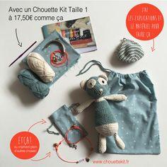 kit Parade Taille 1 | Chouette Kit