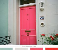 Color Inspiration Daily: 12. 11. 12 - Home - Creature Comforts - daily inspiration, style, diy projects + freebies