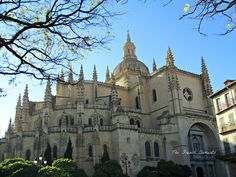 Cathedral in Segovia