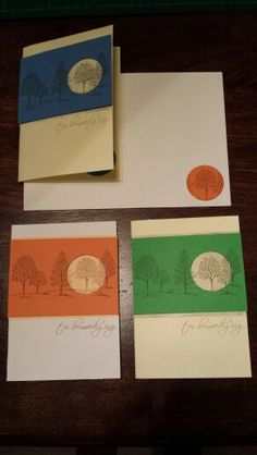 Sympathy cards, lovely as a tree, stampin up, ter bemoediging, condoleance.