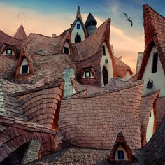 Clay Castle of the Valley of Fairies in Transylvania, best of Romania-it is like a hobbit house by Caras design Beautiful Places To Visit, Cool Places To Visit, Places To Travel, Places Around The World, Around The Worlds, Saint Marin, Visit Romania, Transylvania Romania, Romania Travel