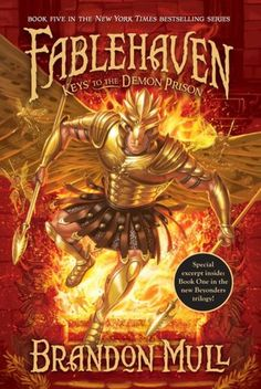 Keys to the Demon Prison (Fablehaven Series #5)  Review this book on www.faerytalemagic.com