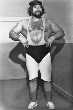 old wrestling stars