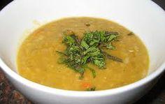 Ayurvedic Recipe - Mung Bean Dhal Detox Soup