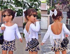 Body com franjas www.loveluxury.com.br
