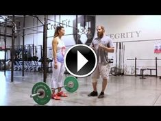 How to power clean with ease Best Power Clean form EVER