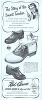 Red Goose Action Shoes 1947 Ad Picture