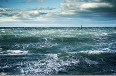 Rows of Waves  the color... oooh, my eyes! LOL  ~Amy, DangRabbit Photography