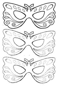 Carnival masks for Brazil? Cake Templates, Mask Template, Masquerade Costumes, Masquerade Party, Coloring For Kids, Coloring Pages, Holiday Program, Sweet Sixteen Parties, Carnival Masks