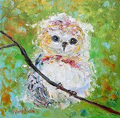 Little Owl  by Karen Tarlton