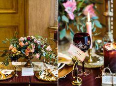 Hochzeit Inspiration in Gold und Rot | Hotel Atlantic Kempinski #Christina_Eduard_Photography #Hochzeit #Hotel_Atlantic_Kempinski #Hamburg #elegante_Hochzeit #Hochzeitstafel #Dekoration