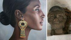 Momie d'Hatchepsout, première reine d'Egypte