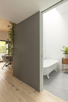 la SHED La Shed Architecture, Saint Laurent, Divider, Bathtub, Flooring, Mirror, Studio, Furniture, Home Decor