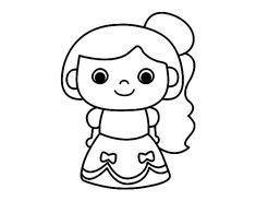 Las 30 Mejores Imágenes De Dibujos De Princesas Para