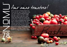 i like the darker background, words on left and then center info. colors and layout of the tomato basket Medium Recipe, Fruits And Veggies, Vegetables, Vodka Shots, South African Recipes, Blog Love, Recipe Cards, Meals For The Week, New Recipes