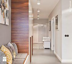 Apartament Wille Parkowa 2 - Hol / przedpokój - zdjęcie od superpozycja architekci