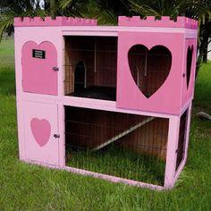 1000 images about casas para conejos on pinterest house - Casas para conejos enanos ...