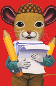 Library Mouse author - Daniel Kirk's website: Has lots of activities.