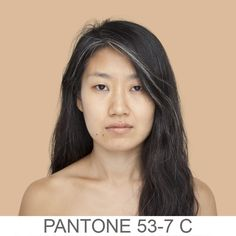 Photographer To Capture Every Skin Tone In The World For A Human Pantone Project