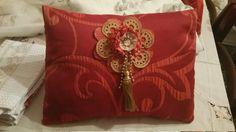 Cuscino elegante romantico realizzato a di LaBoutiqueChicDesign