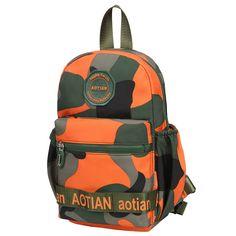 AOTIAN Waterproof Camouflage Mini Outdoor Backpack 1