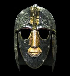 Sutton Hoo Helme is believed to have belonged to the 7th century Anglo-Saxon king Redwald.