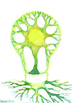 Watercolors, Greeting Cards, Wall Art, Green, Painting, Water Colors, Painting Art, Watercolor Paintings, Paintings