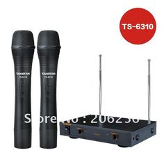 Aliexpress.com : Buy Hot selling Takstar TS 6310 handheld Wireless Microphone System free shipping with retail packaging from Reliable Wireless Microphone  suppliers on shenzhen amy store $99.99