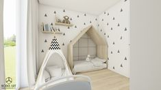 Toddler Bed, House, Furniture, Design, Home Decor, Child Bed, Decoration Home, Home, Room Decor