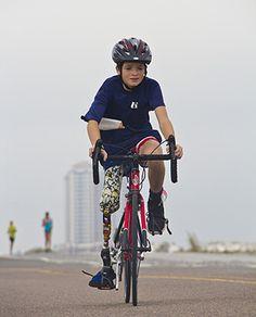 Rethink your whining and get some shit done.  Ben Baltz Paratriathlete Biking