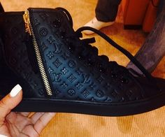 Louis Vuitton Sneakers | via Tumblr