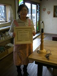 2009年3月21日 みんなの作品【額・鏡・壁飾り】|大阪の木工教室arbre(アルブル)