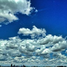 clouds on my way to Covolo