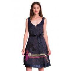 Vestido Desigual Lucila