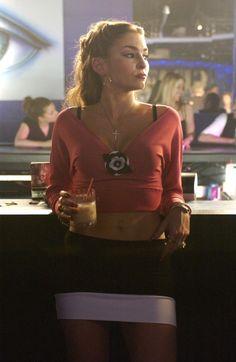 Drea de Matteo, Sopranos' Adriana LaCerva.