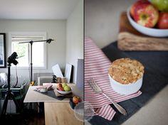 bella eats - sharing food + photography from charlottesville va - apple dapple cake, and some food photographytips