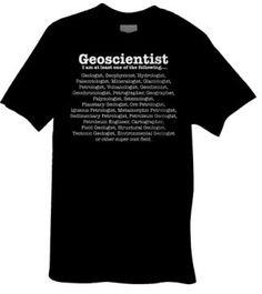 Geoscientist (white)