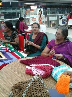 At Mantri Mall