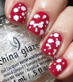 New CHINA GLAZE Twinkle Collection Chilling with my snow mies - 81936 | eBay