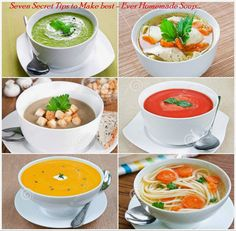 Today's Smart Samayal Tips is: Soup Tips, Tricks and Secrets.They are easy to make and at the same time have diversified ways of preparation, Soup is one of the best way to consume more vegetables. A steaming soup is always enjoyable to have sip by sip.  Sauted in butter,  finely chopped onions and garlic add fantastic flavour and aroma to the Soup.   Fry ingredients that need to be softened before simmering with stock (such as onions, garlic, spices) in enough butter until soft.     One…